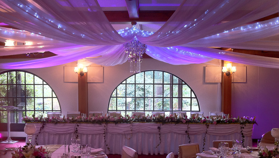 Wedding Decorations Ceiling Drapes Services