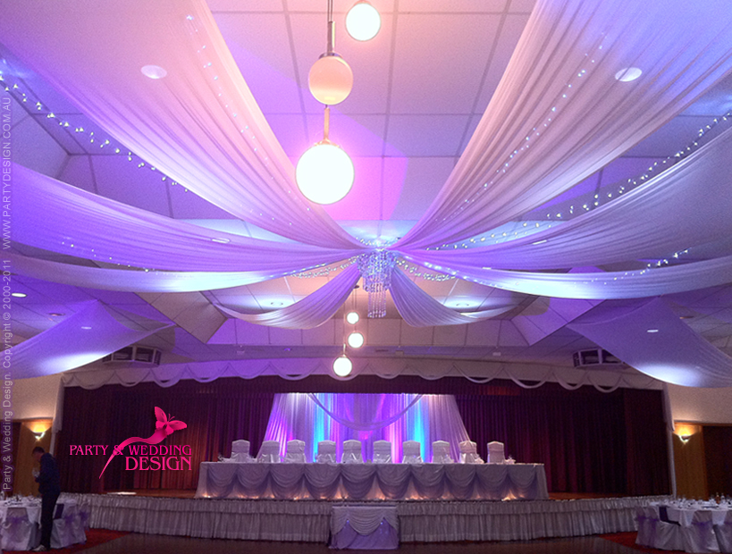 Transform A Hall For Wedding